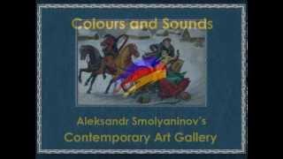 Федоскинская лаковая миниатюра-2 (Russian Lacquer Boxes)(, 2013-06-20T12:39:30.000Z)