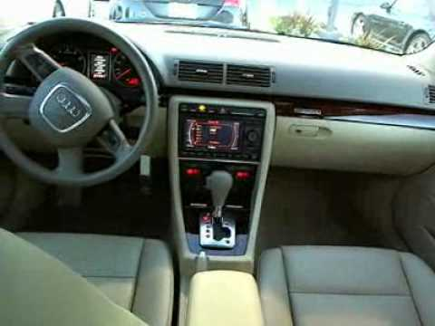 2007 Audi A4 2 0t Quattro Sedan 4d Los Angeles Ca Used 410871