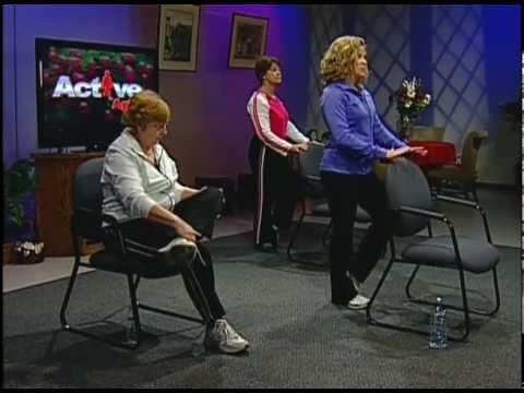 Active Aging 1 - Senior Yoga
