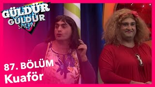 Güldür Güldür Show 87. Bölüm, Kuaför Skeci