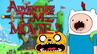 ADVENTURE TIME MOVIE IS COMING!!! MATHEMATICAL!!!