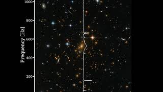 Hubble Image of Galaxy Cluster Converted Into Sound thumbnail