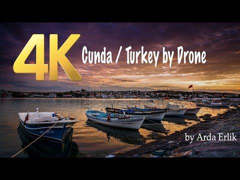 4K Cunda / Turkey by Drone