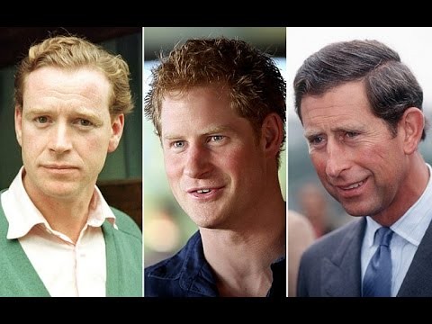 13++ Whos Prince Harry's Real Father