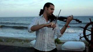 GRAY DEVIO PERFORMS ON THE BEACH IN THE HAMPTONS - LONG ISLAND Thumbnail
