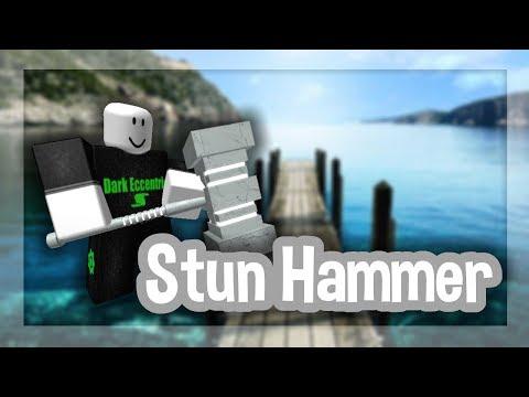 Roblox Script Showcase Episode#1148/Marble Stun Hammer