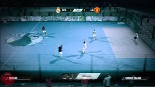 FIFA Street PS3 Gameplay *HD* 1080P
