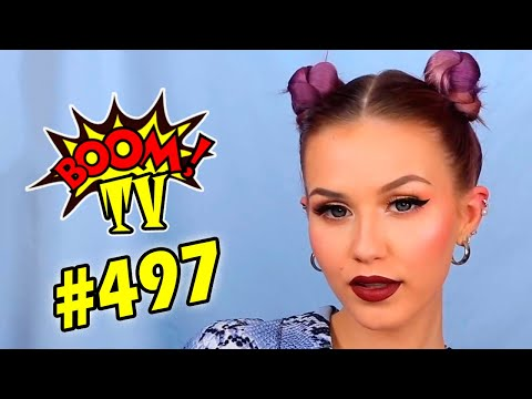BEST CUBE #497 ЛЮТЫЕ ПРИКОЛЫ COUB за МАРТ от BOOM TV
