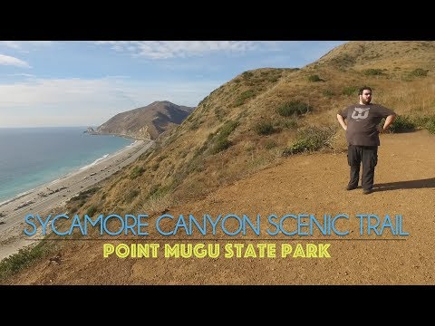 Sycamore Canyon Scenic Trail | Point Mugu State Park