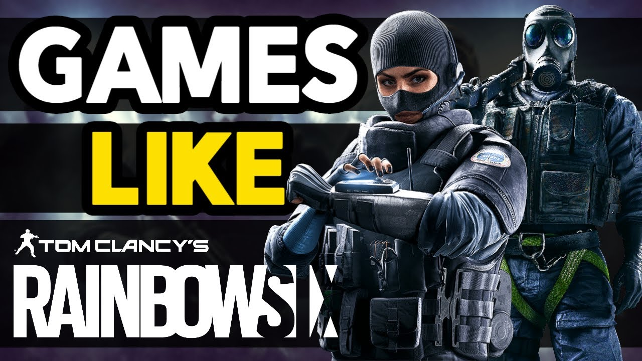 Top 10 FPS Games like Tom Clancy's Rainbow Six Siege | Android / iOS