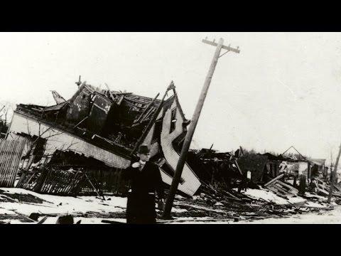 Almanac: The Halifax explosion