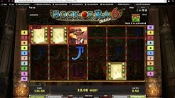NOVOMATIC ** BOOK OF RA 6 ** play free now over 200 slot games.