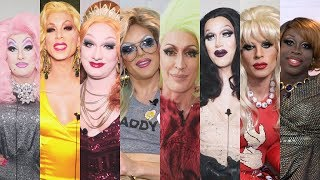 Happy National Coming Out Day from Detox, Katya, Sharon Needles, Bob and more Famous Drag Queens
