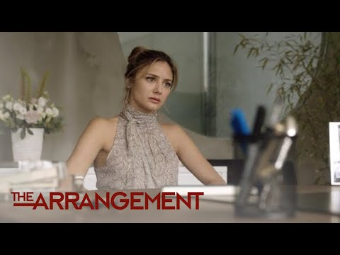 Megan Morrison Flashes Back to IHM Trauma | The Arrangement | E!