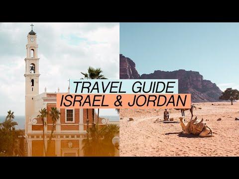 TRAVEL GUIDE  |  Israel \u0026 Jordan In 10 Days