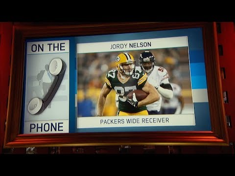 Packers WR Jordy Nelson on His 10th Year in NFL, Aaron Rodgers  & More | Full Interview | 8/16/17