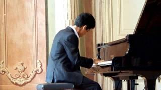 Brahms Rhapsody op. 79 No.2- Eduardo Andrade Azanza