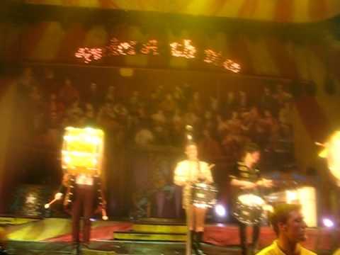 Panic! boys drumming