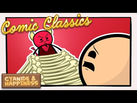 Welcome To Hell | Cyanide & Happiness Comic Classics