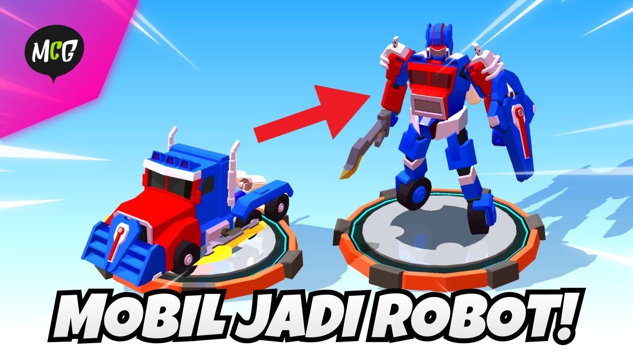 Download Balapan Robot Keren! - Clash of Autobots : Wild Racing