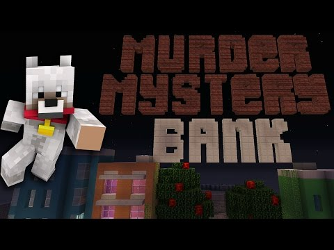 Minecraft Xbox Murder Mystery - Mystery Bank!