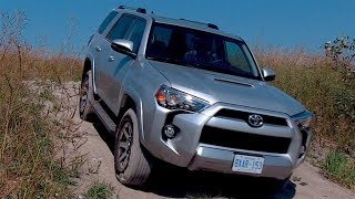 Toyota 4Runner review- OLD SCHOOL