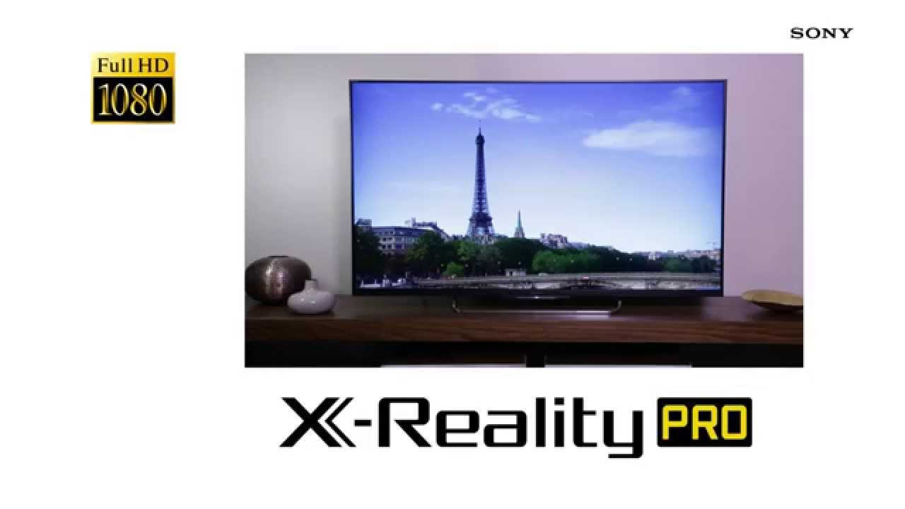 T l viseur led sony kdl50w805bb par blancbrun youtube - Televiseur led blanc ...