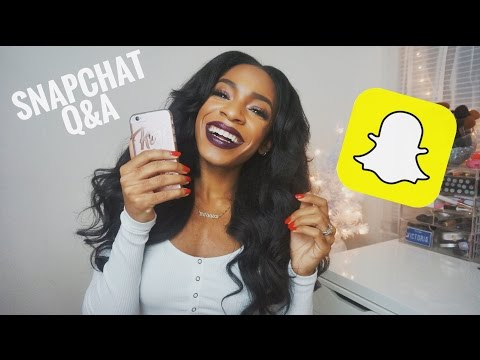 Snapchat Q&A! YouTube Tips, Celibacy, Anxiety, Criticism + Taking a Break? ▸ VICKYLOGAN