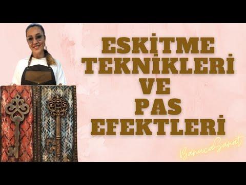 eskİtme-teknİklerİ-ve-pas-efektİ-(english-subtitled)