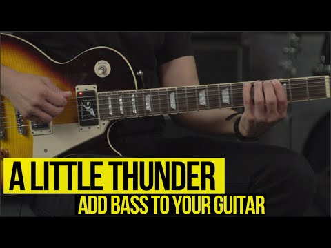 A Little Thunder Pickups - Add Bass to Your Guitar!