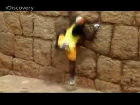 Jyoti Raju az indiai mászókirály