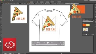 So Erstellen Sie ein Logo in Illustrator CC (1/6) | Adobe Creative Cloud