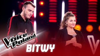 "Krystian Ochman vs. Weronika Szymańska - ""Lovely"" - Battles - The Voice of Poland 11"