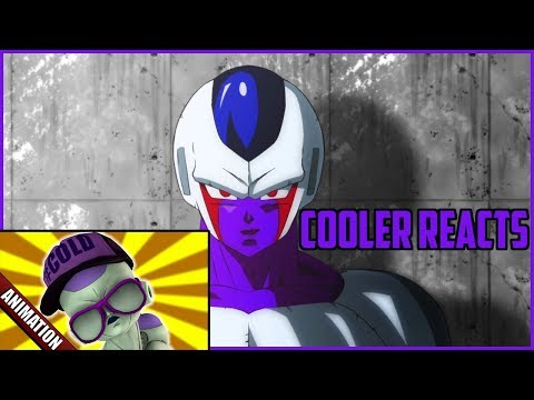 Cooler Reacts To Frieza Joins The Universe 7 Team