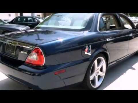 2008 Jaguar XJ Super V8