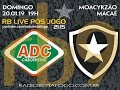 Download mp3 RB Live - Cabofriense x Botafogo for free