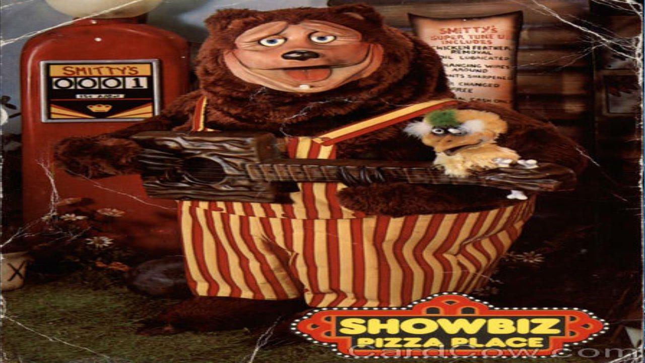 Showbiz Pizza Fiesta Comercial De Tv México 1988