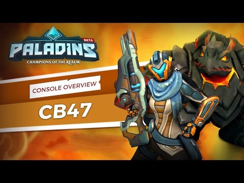 Paladins Patch  47 Detailed