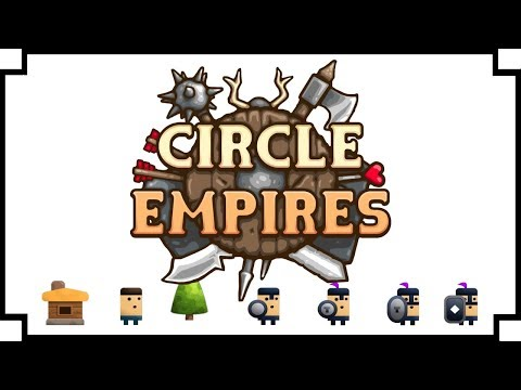 Circle Empires - (Fast-Paced Real Time Strategy Game)