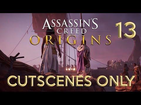 Assassin's Creed Origins - Mediterranean Coast