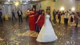Свадьба Айсулу  и Ильяса.Атырау