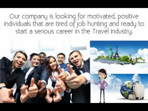 How to start a Travel Career 2015 - Work From Home