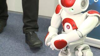 Videojuegos y robots para enseñar a convivir con la diabetes thumbnail
