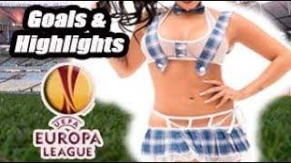Olympiacos vs Betis - Goals & Highlights - Europa League
