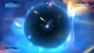 Geometry Wars 3 Dimensions Xbox One gameplay