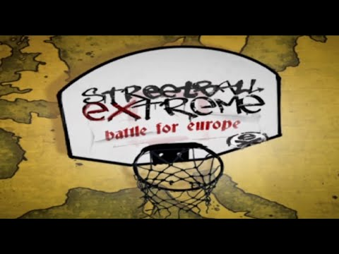 (SBX) STREETBALL EXTREME THE BATTLE FOR EUROPE (ADVERT 2)