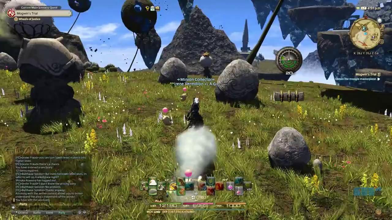 FFXIV: Heavensward - Mogmug's Trial by Lyra & Kirsten