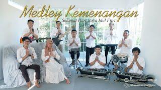 Medley Lagu Lebaran - Jubasir Music (Gamelan Cover)
