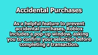 CAN YOU REFUND ITEMS ON ROBLOX? Can You Return Items For Robux Discussion