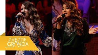 Svetlana Djukic i Kristina Malicevic - Splet pesama - (live) - ZG - 18/19 - 13.04.19. EM 30